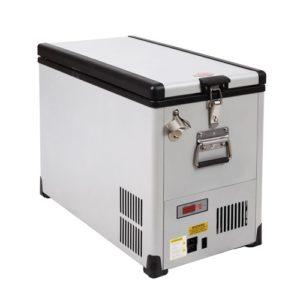 Pulverbeschichtete Kühl- und Gefrierbox  – von SnoMaster