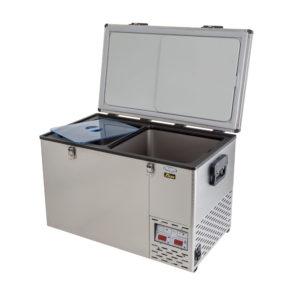 NL 90 Twin Refrigerator & Freezer – by National Luna