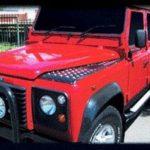 Land Rover Defender 90 & 110 (1983-2016) Kotflügelschutz / schwarz – von  Front Runner