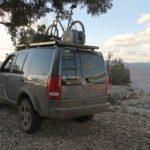 Land Rover Discovery 3 & 4  Heckleiter – von Front Runner