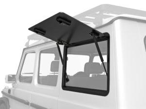 Front Runner Aluminium Gullwing Fenster (linke Seite) – Mercedes Benz G-Klasse