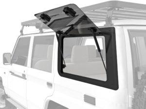 Front Runner Gullwing Fensterscheibe (linke Seite) aus Glas – Toyota Land Cruiser 70
