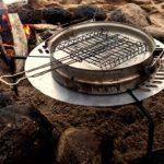 Ersatzrad BBQ Grill / Braai – von Front Runner