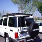 Front Runner Heckleiter – Toyota Land Cruiser 76 Station Wagon