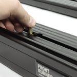 GMC Canyon Roll Top 5.1″ (2015-Heute) Slimline II Ladeflächenträger Kit – von Front Runner