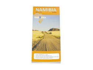 T4A Namibia Landkarte – T4A