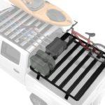 Nissan Frontier Pick-Up (1997-Heute) Slimline II Ladeflächenträger Kit – von Front Runner