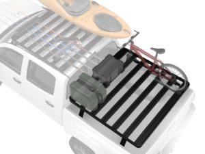 Nissan Titan Pick-Up (2003-Heute) Slimline II Ladeflächenträger Kit – von Front Runner