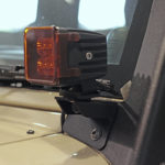 Jeep Wrangler Scheinwerferhalterung für Windschutzscheibe – von Front Runner