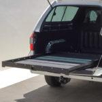 Ladeflächen Gepäckauszug / Mittel – von Front Runner