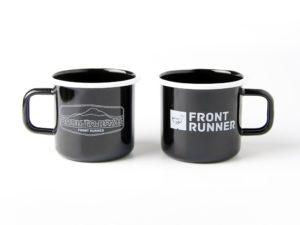 Enamel Mug / Born To Roam